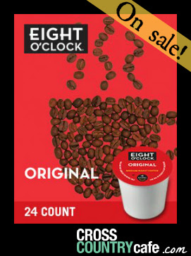 Morning Blend Coffee K-Cups only $9.99 for 24-Pack! ($.42 Each!)