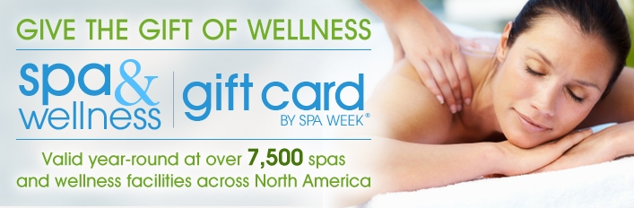 Spa Wellness Gift Card Redeem