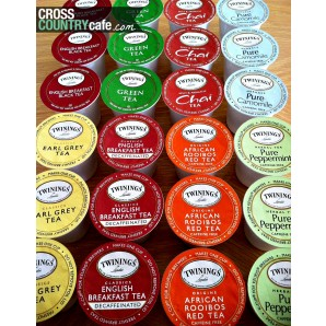 Coffee and Tea K-Cups as Low as $.42 Each at Cross Country Cafe!