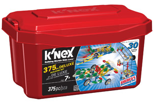 521-Piece K'Nex Value Tub only $10 with Free In-Store Pick-Up!