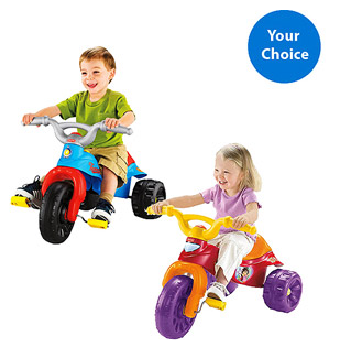 Fisher Price Dora Explorer or Thomas the Train Trike only $20 Shipped!
