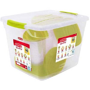Walmart.com: 60-Piece Rubbermaid Take Along Set only $19.88 Shipped!