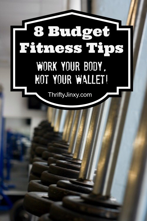 Budget Fitness Tips