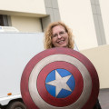 Captain America Shield Chrysa