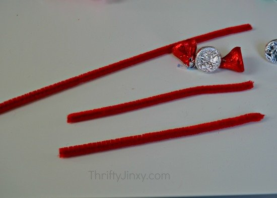 Hershey Kiss Ring Valentine Craft With Printable Cards Thrifty Jinxy