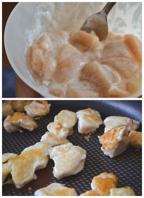 How to Make Citrus Chicken
