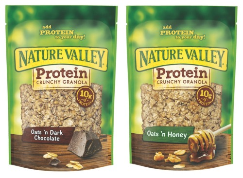New Nature Valley Soft-Baked Oatmeal Squares & Nature Valley Protein Granola – Reader Giveaway