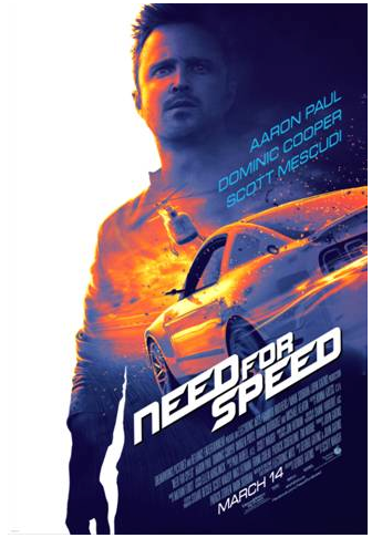 New NEED FOR SPEED Behind-the-Scenes Featurette