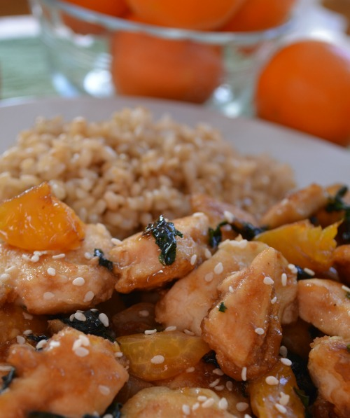Sunshine Citrus Chicken Recipe #MyRainbow #cbias #shop