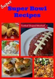 20 SUPER Super Bowl Recipes