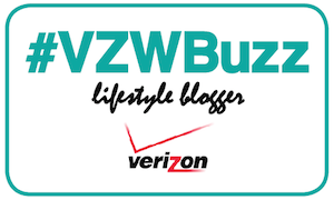 Verizon Lifestyle Blogger