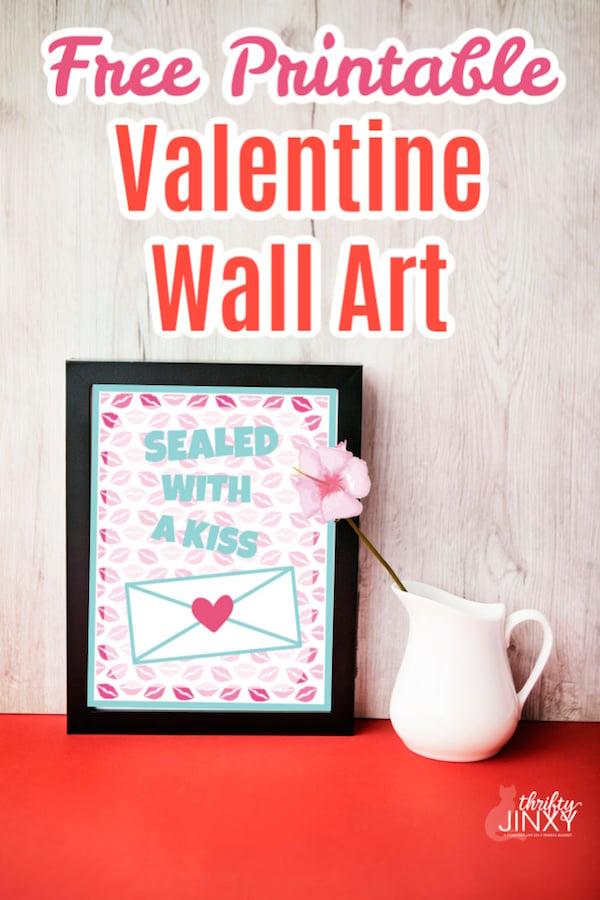 Valentine Wall Art printable (1)