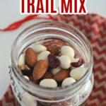 Valentines Day Trail Mix Recipe