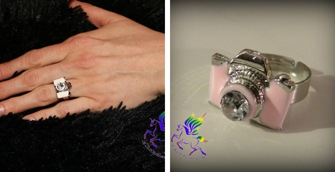 Click Click Camera Ring only $3.99 (Reg. $14.99)