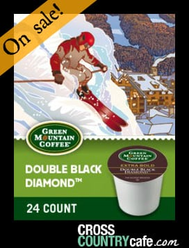 Cross Country Cafe French Roast and Black Diamond KCups Starting at $.42 Each!