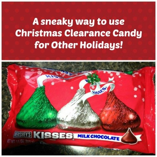 christmas clearance candy