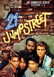 21 Jump Street Starring Johnny Depp – Complete Series – only $16.63! (reg $50)