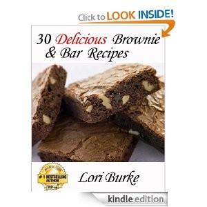 FREE 30 Delicious Brownie & Bar Recipes eCookbook (Plus MORE FREE eBooks)