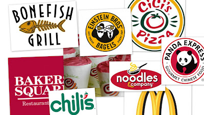 Printable Restaurant Coupons: Friendly's, Joe's Crab Shack, Pei Wei, Chevy's and MORE