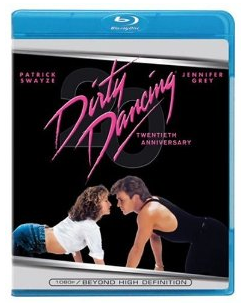 Dirty Dancing: 20th Anniversary Edition on Blu-Ray only $5!