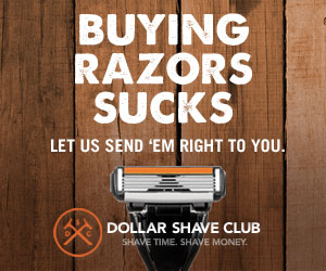 Get New Razors Each Month by Mail for as Low as $1! Great for Father's Day!