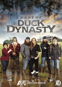 Amazon: The Best of Duck Dynasty on DVD only $6.86! (reg $15)
