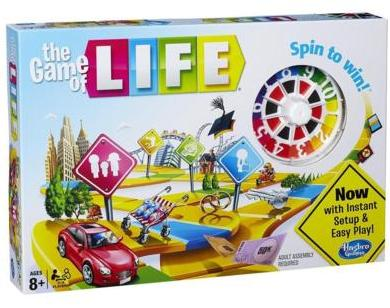 The Game of Life from Hasbro Review and Reader Giveaway
