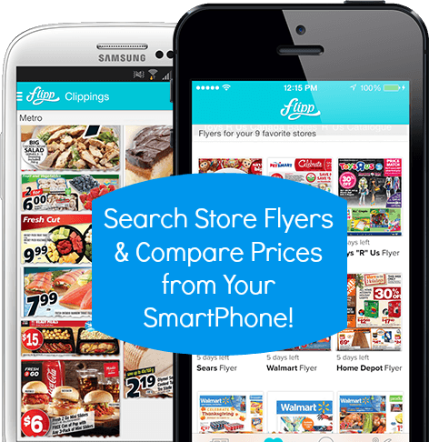 Flipp Search Flyers Compare Prices