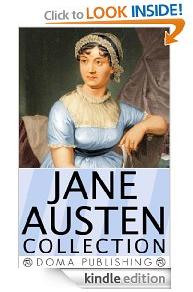 Amazon: Jane Austen eBook Collection Only $.99! 18 Books!