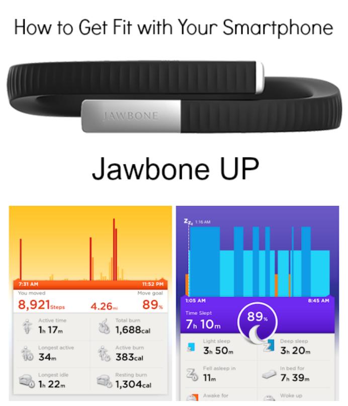 Jawbone Up Fit Smartphone #samsung #vzwbuzz
