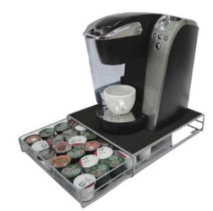 Amazon: K-Cup Storage Drawer only $14.99! (reg $50)