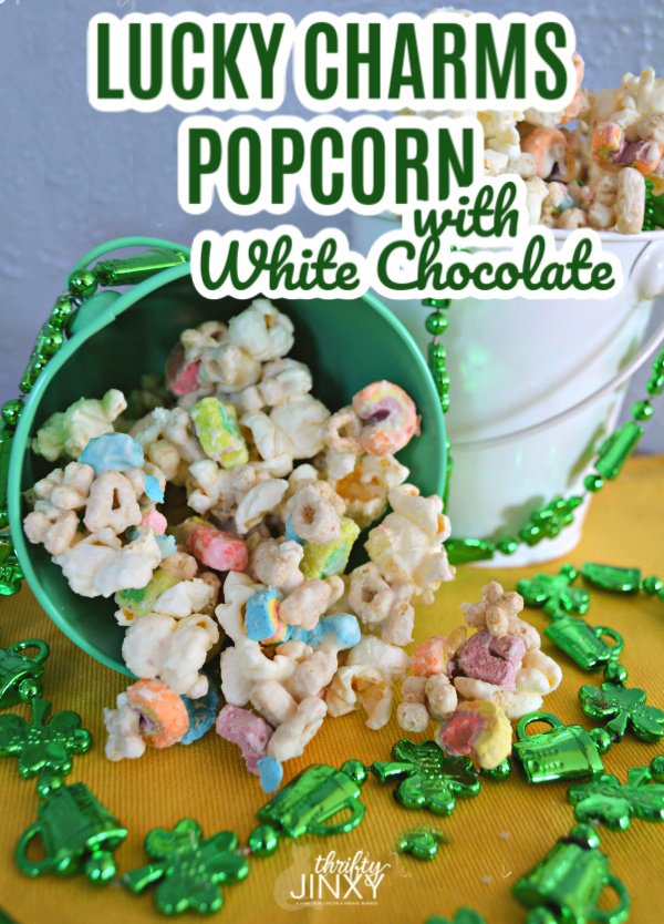 Lucky Charms Popcorn Recipe
