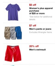 *HOT* $7/1 Target Mobile Coupon = Merona Men's Pants as Low as $.47!