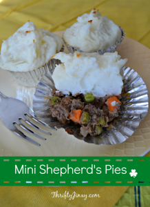 Mini Shepherd's Pies in Muffin Tins Recipe