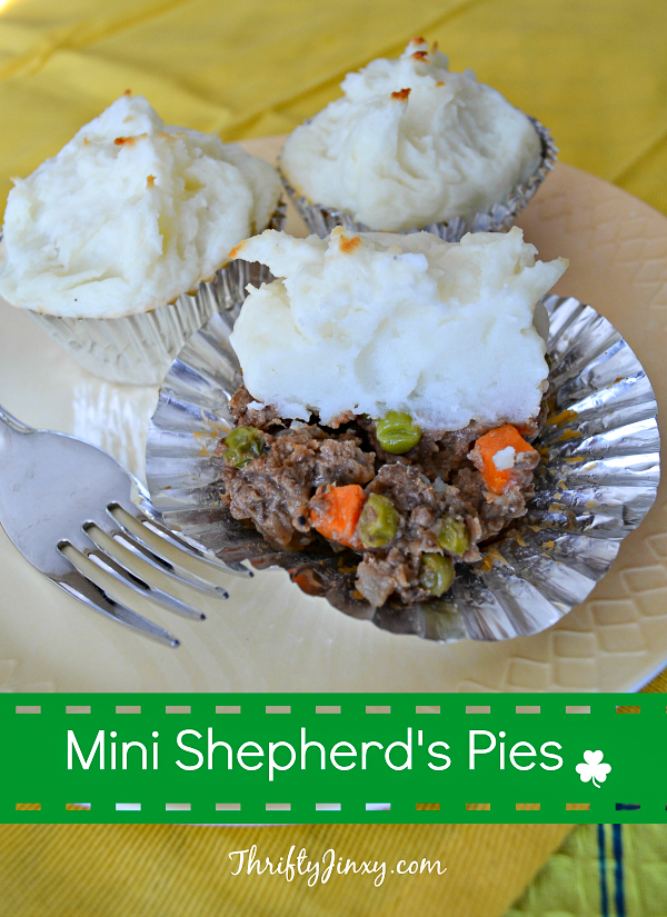 Mini Shepherd's Pies Recipe