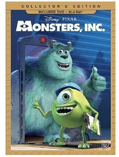 Amazon: 3-Disc Collector's Edition of Disney's Monsters, Inc. only $23.89! (reg $40)
