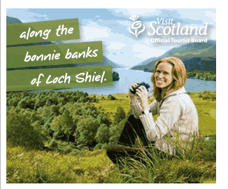 Enter to Win a Trip to Scotland