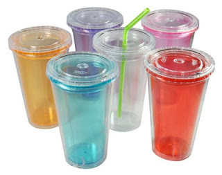 Set of 6 BPA Free Insulated Tumblers Only $11.95! (reg $50)