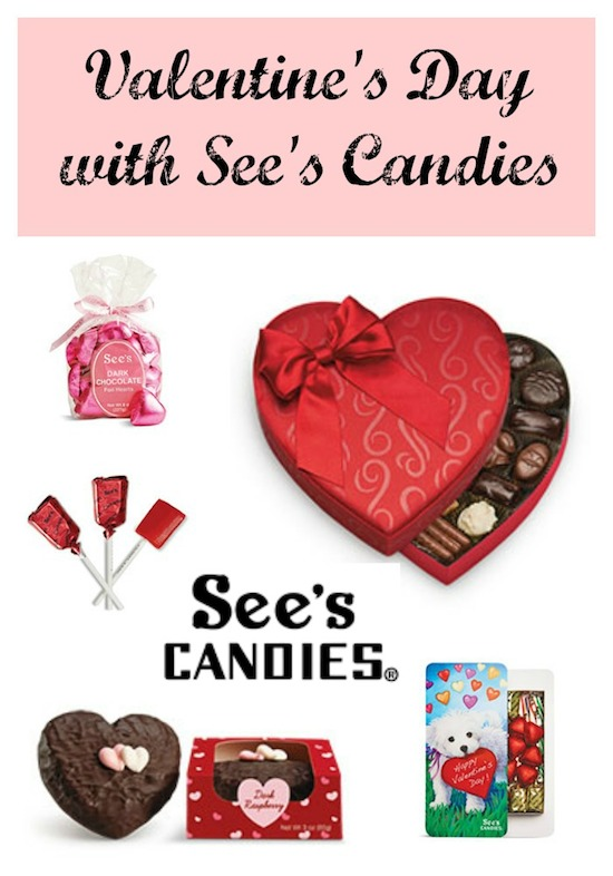 Valentine's Day with See's Candies – Reader Giveaway