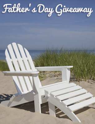 Father's Day Giveaway: Enter to Win a Chair from Adirondack Authority!