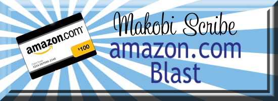 Amazon Twitter Blast $100 Gift Card Giveaway