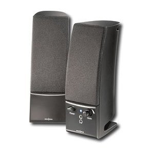 Insignia Stereo Computer Speakers only $9.99 from Best Buy! (reg $20)