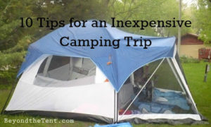 10 Cheap Camping Ideas – Tips for an Inexpensive Camping Trip