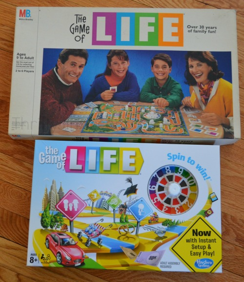 game of life sweepstakes the game of life from hasbro review and reader giveaway 3079