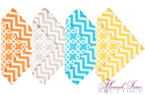 Beautiful Chevron and Trellis Printed Pillow Covers only $9.99 Shipped!