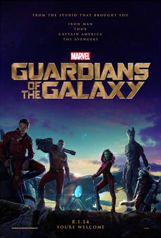 Guardians of the Galaxy Interview
