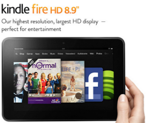 Amazon: $20 Off Kindle Fire HD through June 8th!