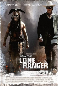Get a Sneak Peek at THE LONE RANGER Super Bowl Sunday Ad #LoneRanger