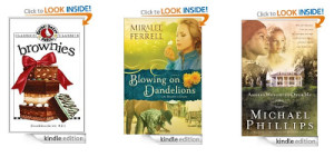 FREE eBooks: Brownie Cookbook, How to Find a Job, Angels Watching Over Me, Lily and MORE