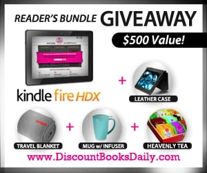 Enter for a Chance to Win a Kindle Fire HDX - Thrifty Jinxy